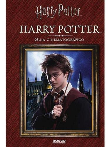 Imagem 1 de 1 de Harry Potter - Guia Cinematográfico (capa Dura)