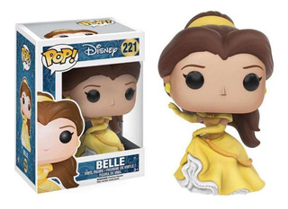 Bella Belle Funko Pop Disney 221