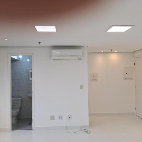 Imagem 1 de 12 de Sala Para Alugar, 32 M² Por R$ 1.600,00/mês - Santana (zona Norte) - São Paulo/sp - Sa0742