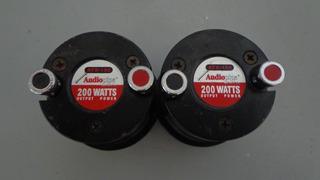 Super Tweeter Bala Atx-150 Audio Pipe Para Reparar