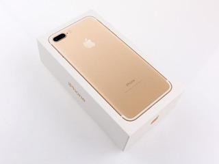 iPhone 7 Plus Apple Dourado 128 Gb, Desbloqueado