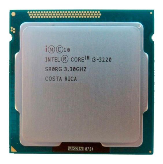 Kit 2 Core I3 3220 3.40 Ghz Lga 1155 3ª Geração
