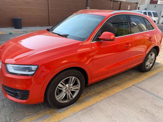 Audi Q3 2.0 Luxury 211hp At 2014