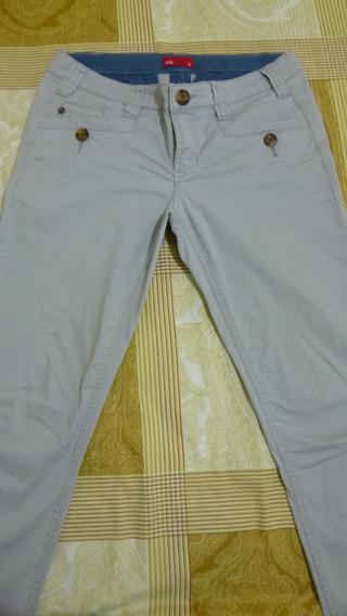 Pantalon / Pantalones Casual Marca Edc Esprit Para Damas