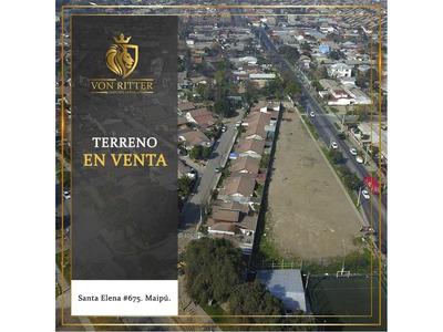 Santa Elena 675, Maipú
