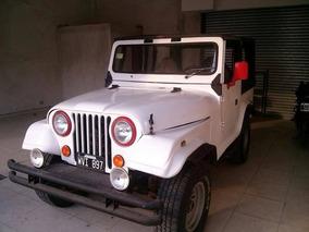 Jeep Ika 4x4 1956