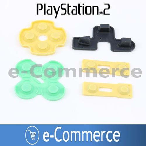Boton Caucho Conductor Control Palanca Ps2 Playstation 2