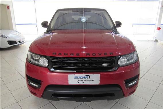 Land Rover Range Rover Sport 3.0 Hse 4x4 V6 24v Turbo Diesel