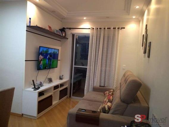 Apartamento Para Venda Por R$270.000,00 - Vila Amélia, São Paulo / Sp - Bdi16539