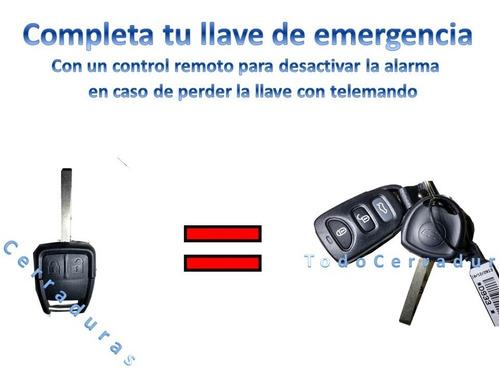 Imagen 1 de 5 de Telemando Alternativo Chevrolet Agile Lt Ltz  Control Emisor
