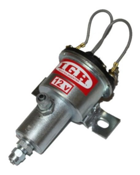 Electroválvula 12 Volt (igh Va0805.a)