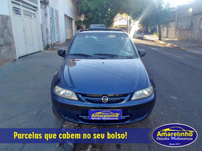 Chevrolet Celta Super 1.0 Gasolina 2003 Azul-celeste