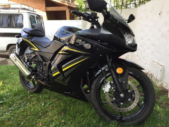 Kawasaki Ninja 250r - Año 2012 - Impecable...!!!