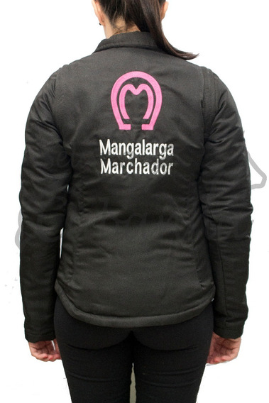 Jaqueta Blusa De Frio Colete Mangalarga Marchador Feminino