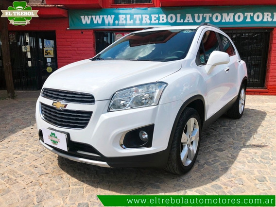 Chevrolet Tracker 1.8 Awd Ltz+ At 2014
