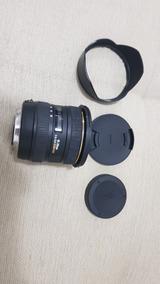 Lente Sigma 10-20mm F4-5.6 Ex Dc Para Canon