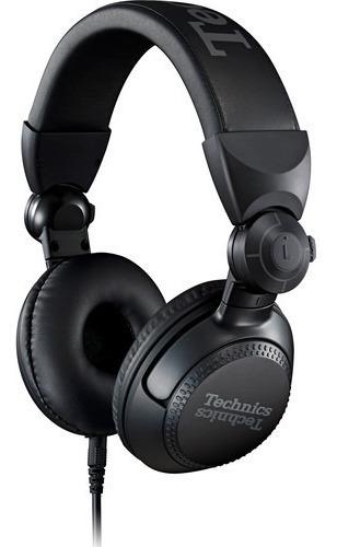 Imagen 1 de 7 de Auriculares Technics Eah-dj1200 Para Dj