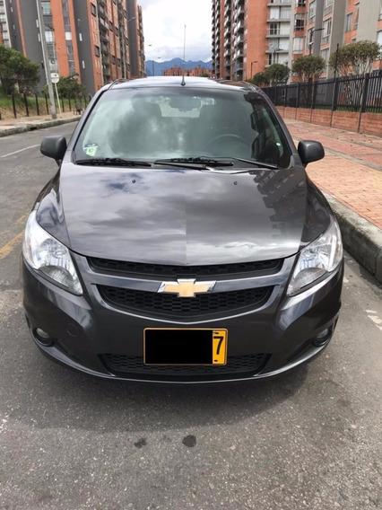 Chevrolet Sail Lt Aa Hb 2015 - 36000km