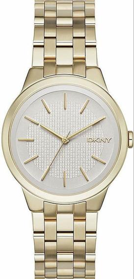 Relógio Dkny Feminino Ny2382/4kn
