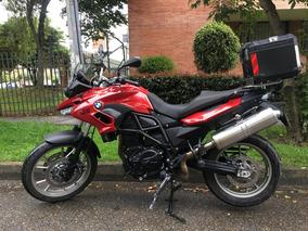 Vendo Moto Bmw F700 Gs Premium