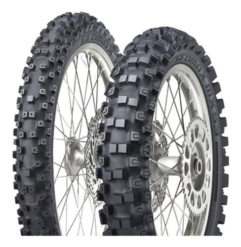 Cubierta Moto Dunlop Mx52 Motocross 110 90 19 Bamp Group