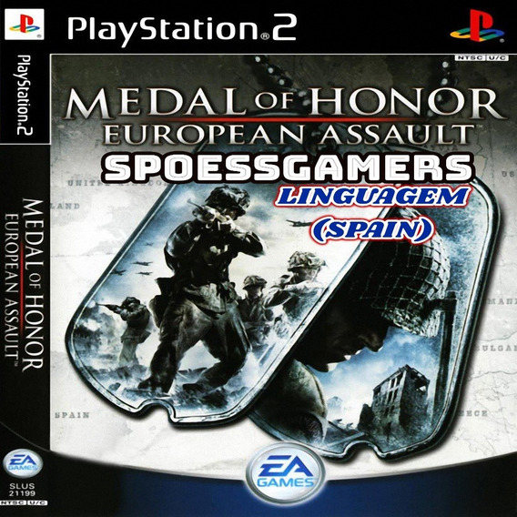 Medal Of Honor European Assault Ps2 Patch - Spain