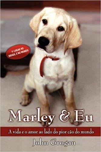 [sebo] Livro - Marley & Eu [usado]