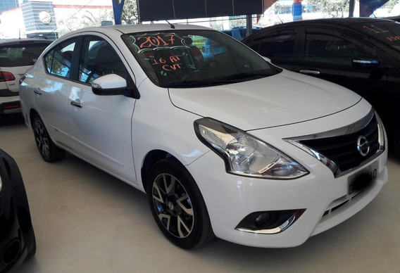 Versa 1.6 Impecavel Ano 2017