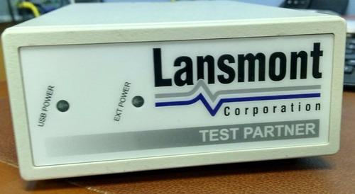 Lansmont Test Partner