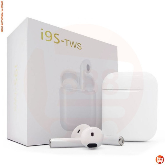 Audifonos Tipo AirPods I9s Tws Bluetooth Android iPhone Etc