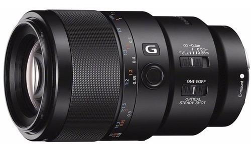Sony Fe 90mm F/2.8 Macro G Oss Lente