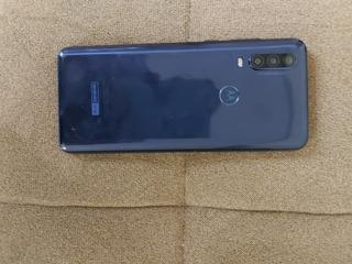 Celular Motorola One Action 128 Gb Garantia Até 21/08/20