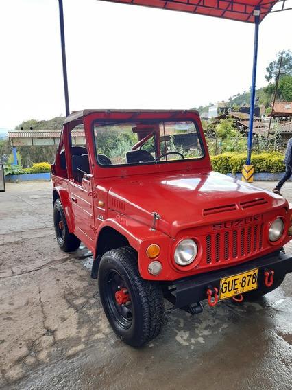 Suzuki Lj80 1981 Original