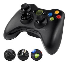 Controle Joystick Manete Xbox Wireless Sem Fio + Nota Fiscal