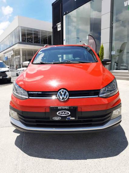 Volkswagen Crossfox 2016 5p Hb L4/1.6 Man Q/c