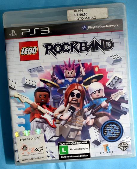 Jogo Lego Rockband Ps3