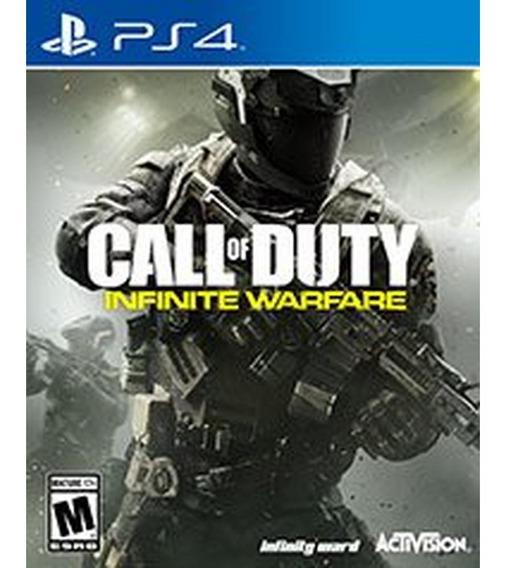 Call Of Duty Infinite Warfare Ps4 - Original - Lacrado