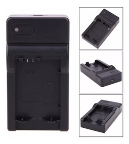 Kit Carregador + Bateria Para Sony Fw50