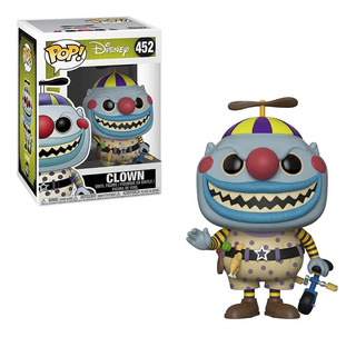 Funko Pop Disney: Nightmare Before Christmas Clown