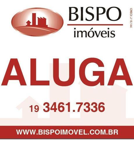Galpão Para Alugar, 1500 M² Por R$ 15.000,00/mês - Parque Industrial Recanto - Nova Odessa/sp - Ga0261
