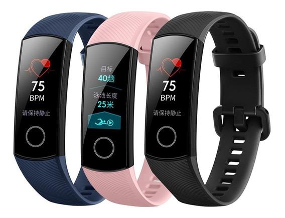 Huawei Honor Banda 4 Bluetooth Inteligente Reloj Azul