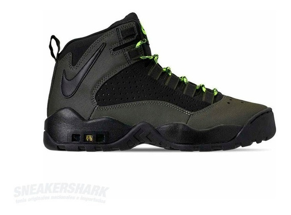 Nike Air Darwin Dennis Rodman Sequoia Volt Sneakershark