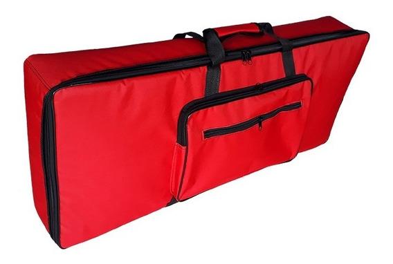 Capa Bag Para Teclado Korg Pa50 E Pa80