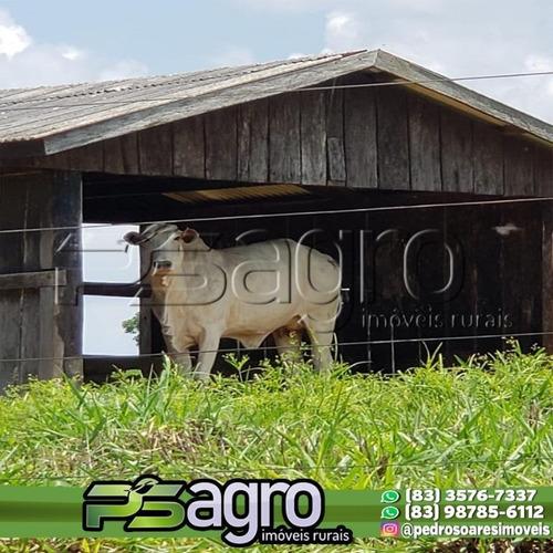 Imagem 1 de 16 de Fazenda À Venda, 34000000 M² Por R$ 22.000.000- Alta Floresta/mt - Fa0247
