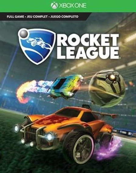 Rocket League Xbox One Cd Key Original