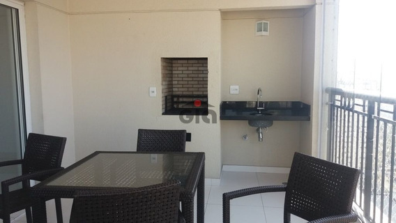 Apartamento Com Fino Acabamento,venha Morar No Summer Resort Vila Mascote!! Lazer De Club. - Gi1612