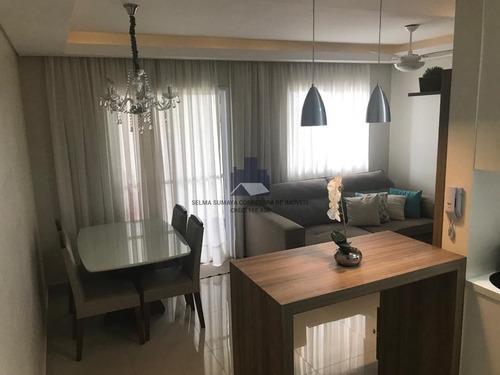 Apartamento Padrão À Venda Jardim Tarraf Ii São José Do Rio Preto/sp - 2021038