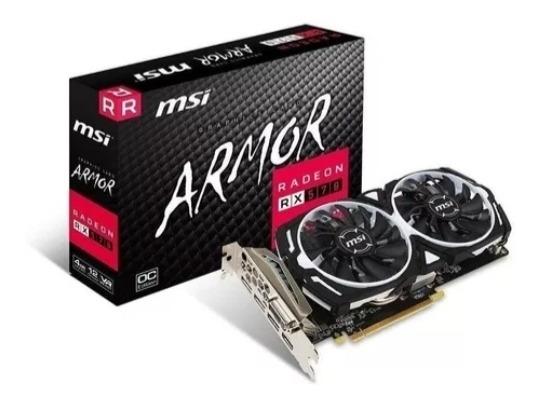 Placa De Video Radeon Rx570