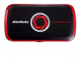 Avermedia Live Gamer Portable Video Gravador Usb Hdmi C875