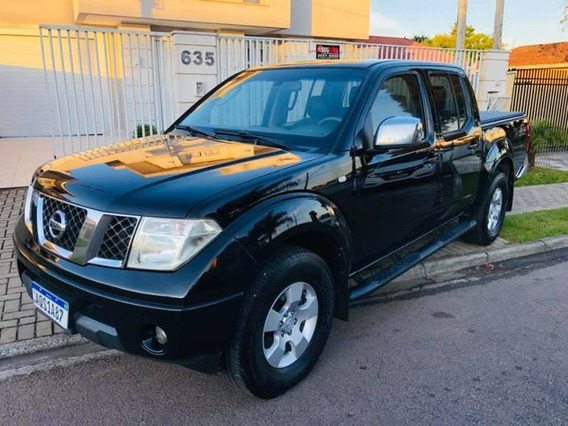 Nissan Frontier Sel 2.5 Automatico
